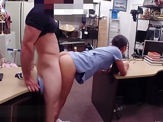 XXXPAWN - Desperate nurse will do anything be required of cash