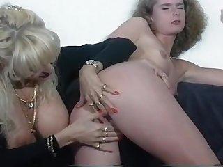 German Lesbian appertain