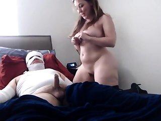 Nurse riding
