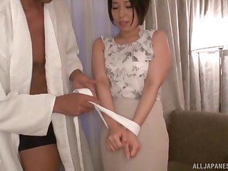 Hayano Ichika adores playing sex games prevalent her horny friend