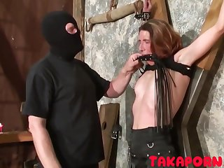 French Bdsm - Out of the limelight The Mom Slave talisman porn video