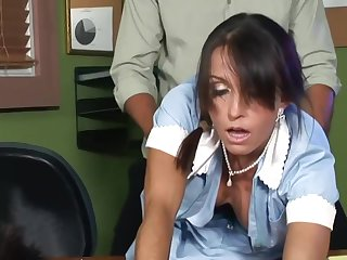 Acquiring The Pursuit Vehicle Shes A Whore Free - HD video