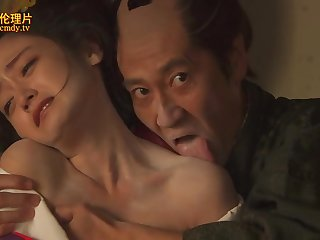 Geisha gets ill in Japanese feature-length film