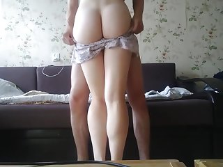 Girl's hot bestfriend had a chance in all directions suck and fuck my dick