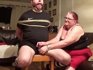 Chair Tie Torture Femdom Unskilful Porn