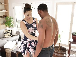 Japanese sexy massage far boost ending by astounding masseuse Nyomi Star