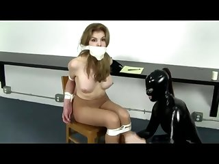 Promised bondage BDSM for sexy Mommy